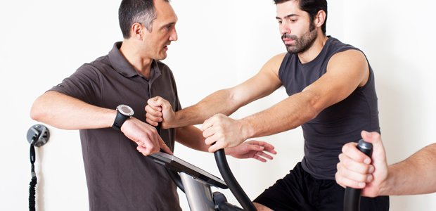 Exercise Bike Is Great for Those Patients Who've Lost their Footing and Movements