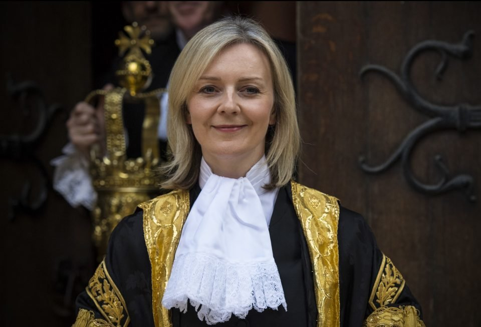 Justice secretary Liz Truss Lifted the Restriction Access to Lawyers for Domestic Violence Victims