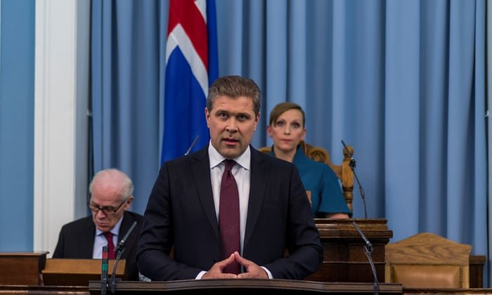 Prime Minister Benediktsson Is Facing Numerous Controversies Such as Child Exploitation