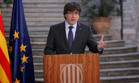 Catalan President Was Ousted From His Position Because of his Declaration of Independence