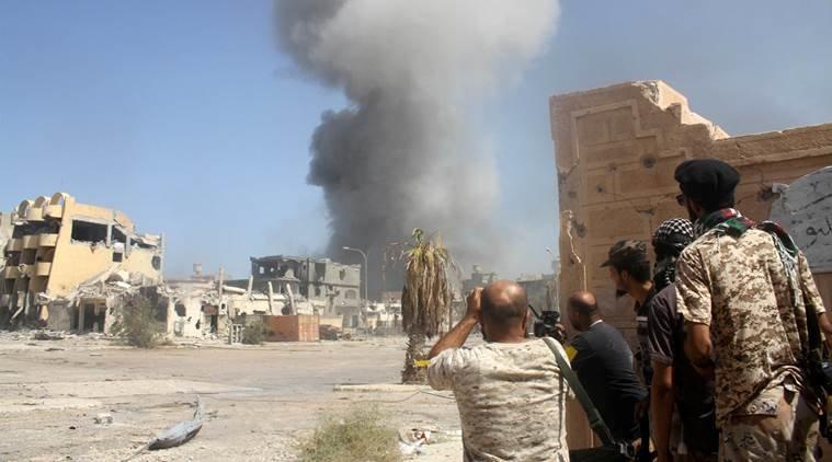war in libya