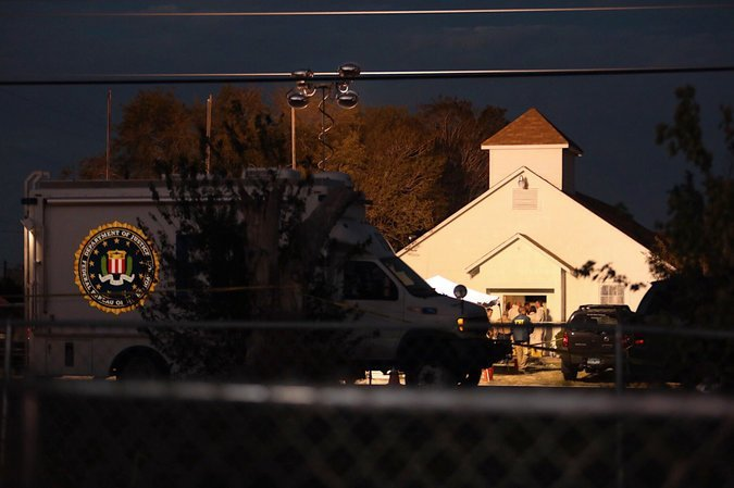 Local Authorities Are Investigating the Mass Shooting That Happened in First Baptist Church