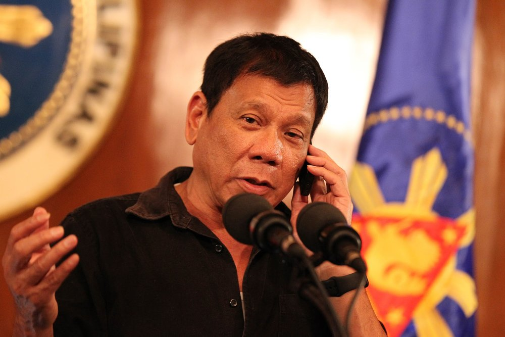 President Duterte Was Criticized Because of his Bloody War on Drugs Campaign