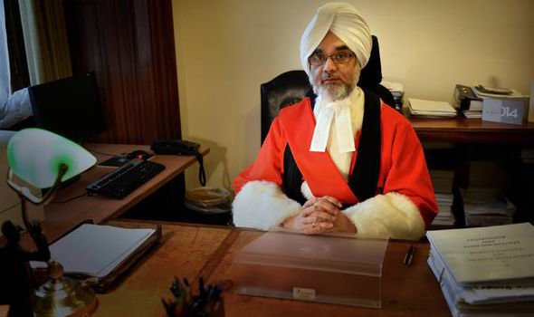 Lord Justice Singh Is Expected to Preside the Transgender Woman's Controversial Case
