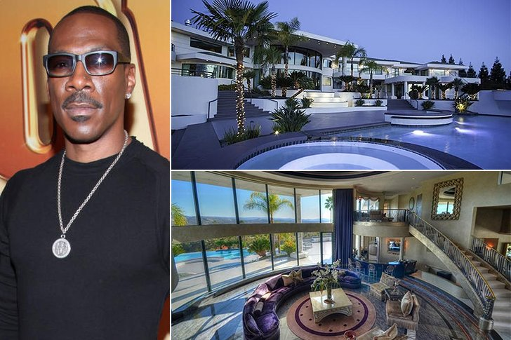 40 Incredible Houses Of Hollywood S Most Successful Stars What Kind Mortgage Would You Have To Take In Order Live One Those