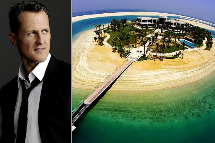 Michael Schumacher Homepage