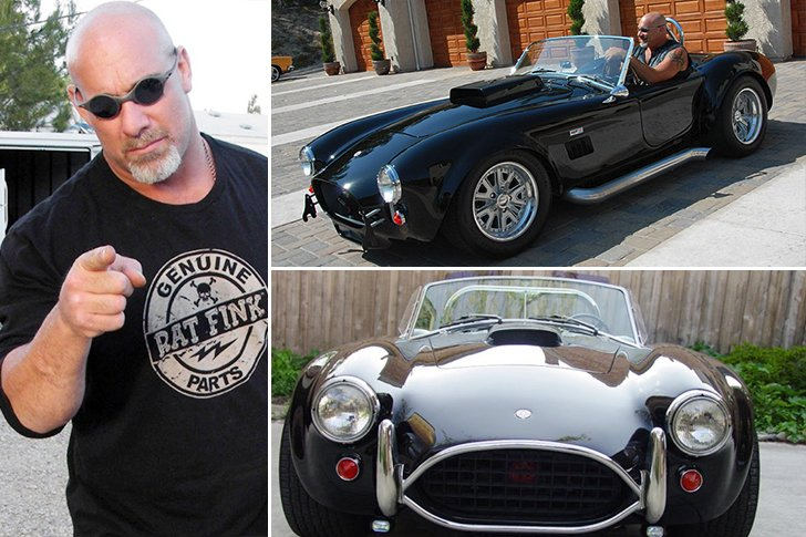 38 Jaw-Dropping Celebrity Cars